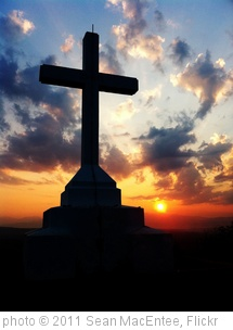 'Holy Cross at Sunrise' photo (c) 2011, Sean MacEntee - license: http://creativecommons.org/licenses/by/2.0/