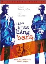 Kiss Kiss Bang Bang - poster