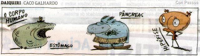 Daiquiri, Caco Galhardo