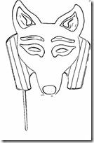 mascara egioto manualidades (2)