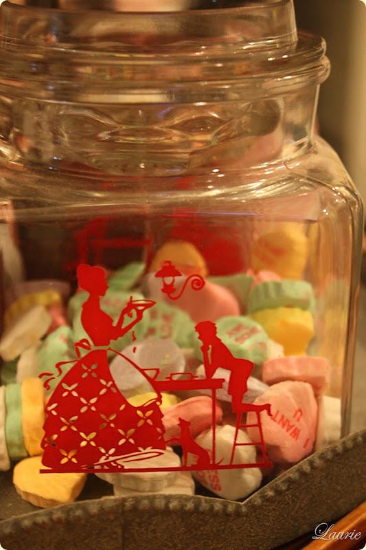 sweets conv hearts