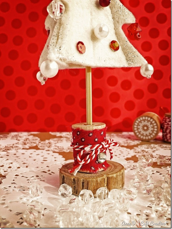 cafe creativo - Anna Drai - sizzix big shot - christmas tree (4)