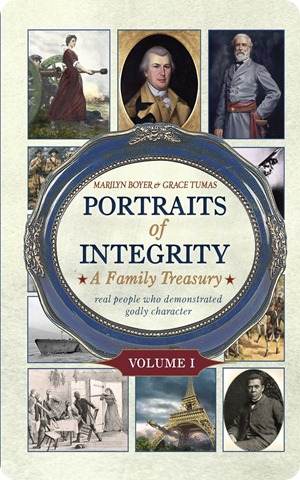 Libro gratis Free ebook Kindle Christian Cristiano Portraits of Integrity A Family Treasury Libro Viviente Libro Vivo Charlotte Mason Homeschool Educación en Casa