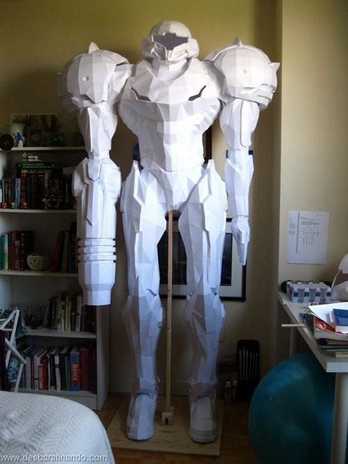 armadura metroid samus papercraft papel desbaratinando  (14)