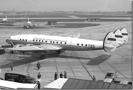 Locheed L-1049G Super Constellation (1955) Tap