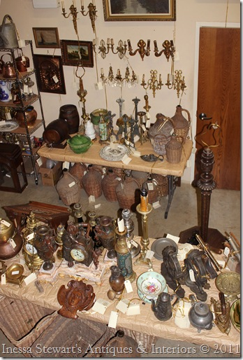 Antique Accessories Galore