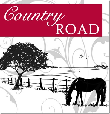 Country Road Graphic