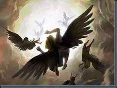 anjos caidos