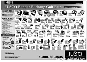 Jusco-Puchong-Golf-Fair-2011-EverydayOnSales-Warehouse-Sale-Promotion-Deal-Discount