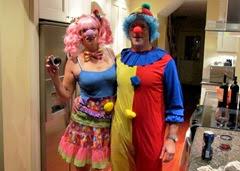 1311014 Nov 02 Terri Mark Just Clowning Around