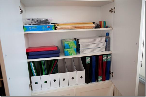 cabinet supplies