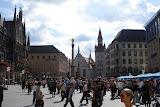 The Old Town Hall in Marienplatz, Munich