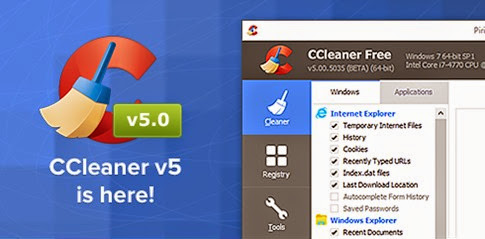 Descargar CCleaner 5