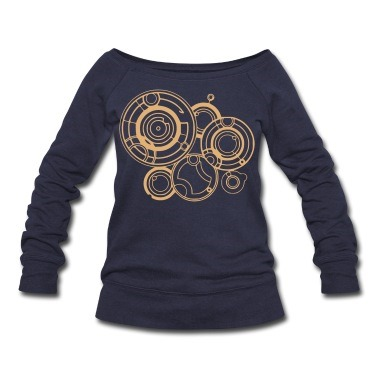 River Song Sweatshirt from Totally Cool