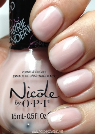 Nicole by OPI Love My Pups