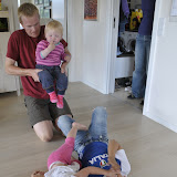 Leg med spanienfamilien