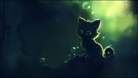 wallpaper-cat-y-burbujas