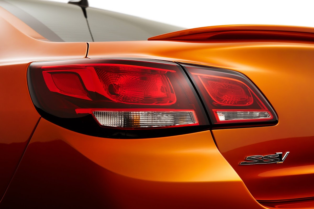 Holden unwraps new commodore ss v previews 2014 chevrolet ss w 2014 holden commodore ssv 9 vanachro Images