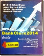 ibps clerk exam books guide review,ibps clerk exam books,books to prepare for ibps clerk exam 2014
