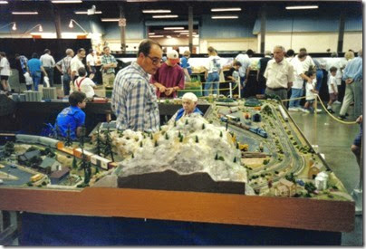 02 LK&R Layout at the 1994 NMRA Convention