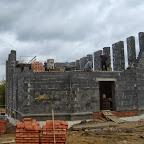 01.09.2013 - 04.10.2013 Возводим стены и строим подвал