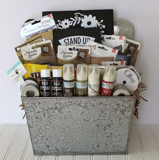 spring gift basket giveaway square image