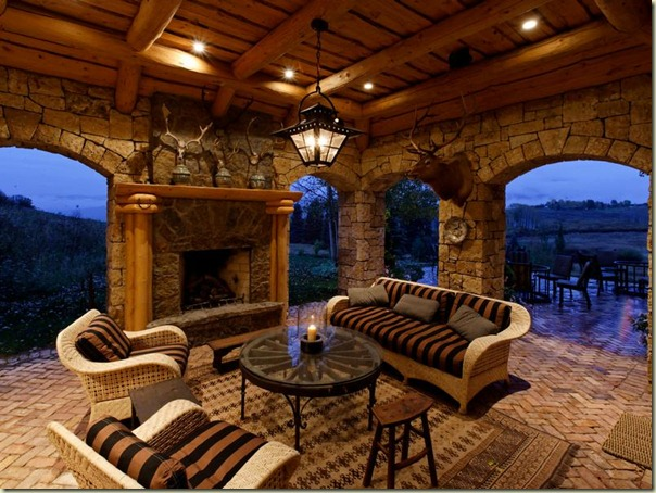 Aspen Porch