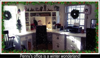 penny's office