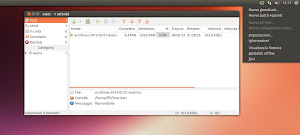 uGet in Ubuntu Linux