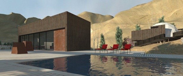 elqui domos astronomical hotel by rodrigo duque motta 4