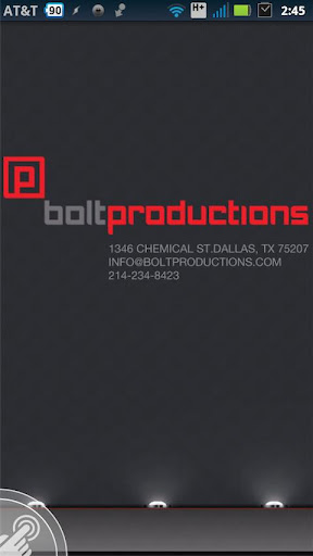 Bolt Photo Equipment