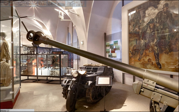 المتحف الحربي في فيينا