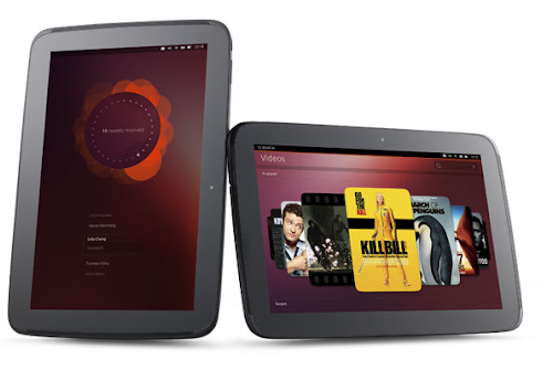 Ubuntu Tablet OS