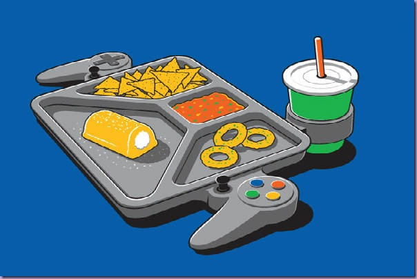 Camiseta-Glenz-Nachos-Controle-Video-Game