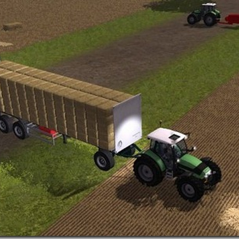 Farming simulator 2013 - Schmitz Bale neutral automatic