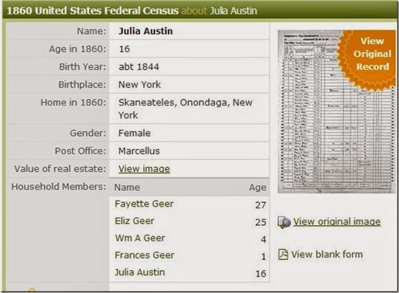 1860 Austin Julia