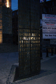 Monument for Enigma cypher codebreakers