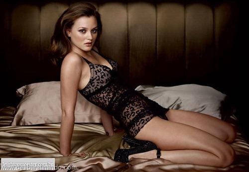 Leighton meester blair gossip girl garota do blog linda sensual desbaratinando  (168)