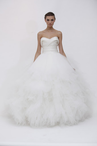 Luisa by Marchesa, Originally: $7,950, Now: $3,750