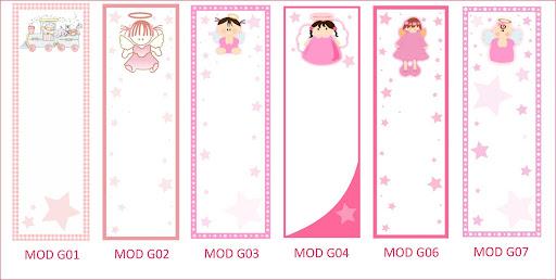 modelos niña 01 jpg kit para imprimir niñas para baby shower bautizo