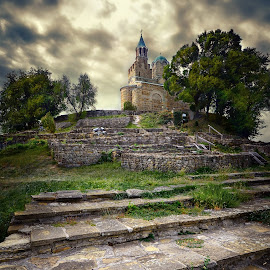 Hope by Ivan Ivanov - Buildings & Architecture Places of Worship ( fortress, faith, cathedral, historical, bulgaria )
