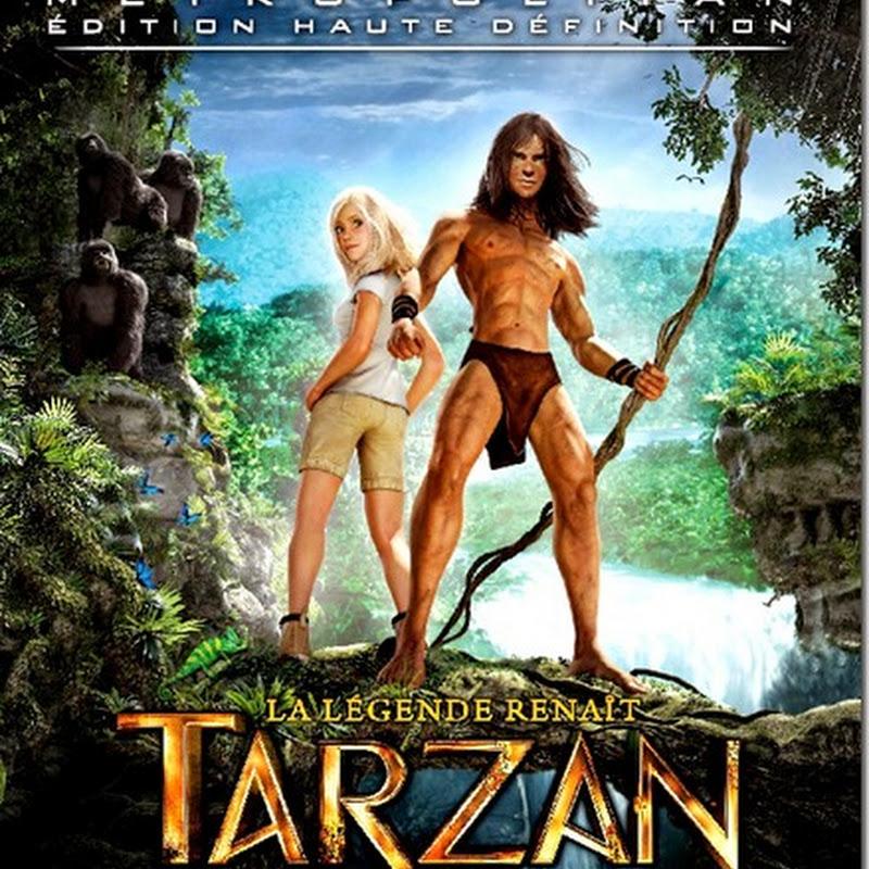 Tarzan (2013) : ทาร์ซาน [พากย์ไทยโรงชัด]