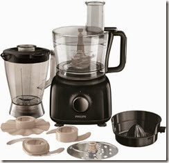 PayTM: Philips HR 7629 650 W Food Processor at Rs.3597 effective Price
