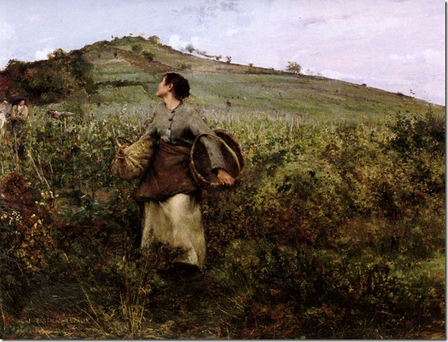 Bastien-Lepage-Jules-At-Harvest-Time