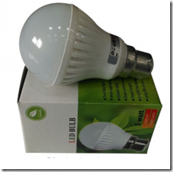 Amazon: Buy Eliance 5W Led Bulb at Rs. 109 only