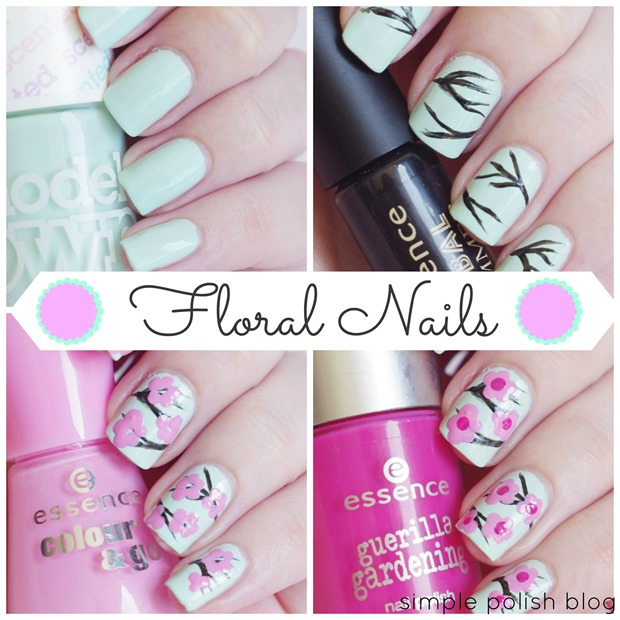 Floral-Nails-Tutorial