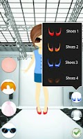 Screenshot of Dress Up Girl
