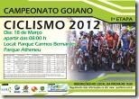 Campeonato Goiano 1 etapa 2012
