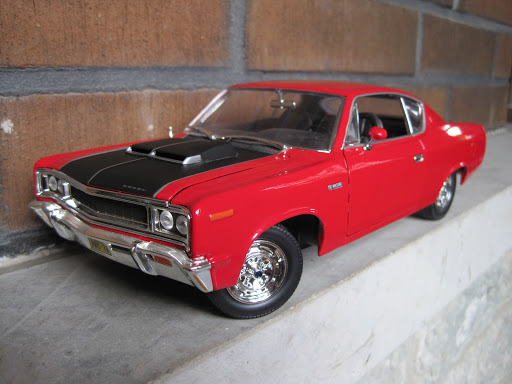 1970–1971 AMC Rebel Retro Car