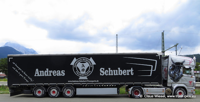 schubert transporte